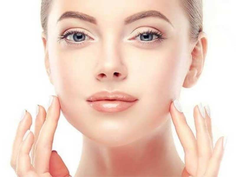 Image result for glowing skin pic,nari