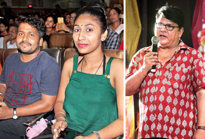 (L) Chandan and Kashish (R) Surendra (BCCL/ Arvind Kumar)