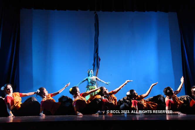 Jathis National Dance Festival in Jaipur