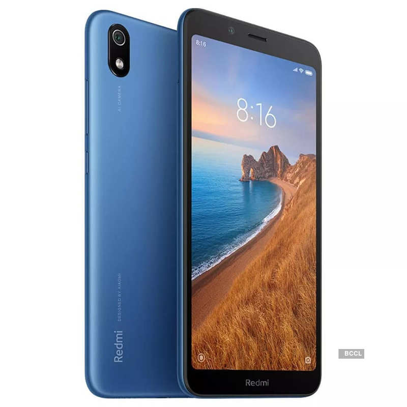 Xiaomi Redmi 7A launched in India