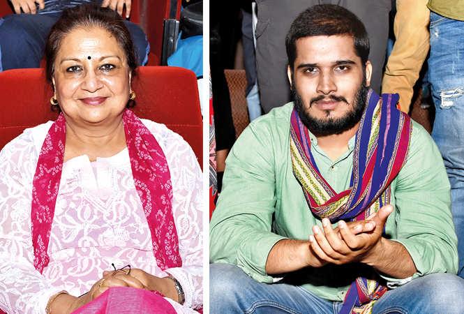 (L) Shobha Jagdish (R) Shubham Tiwari (BCCL/ Farhan Ahmad Siddiqui)