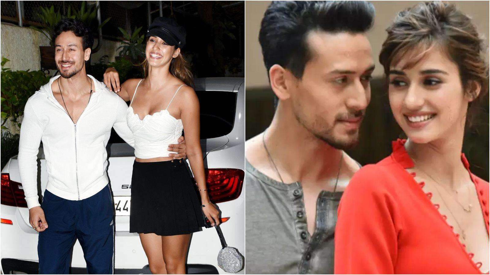 Shocker alert! Tiger Shroff just revealed who pays the bill when he steps out with Disha Patani