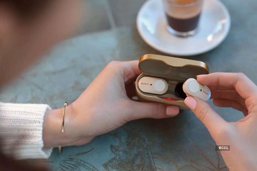 Sony launches WF-1000MX3 true-wireless earphones