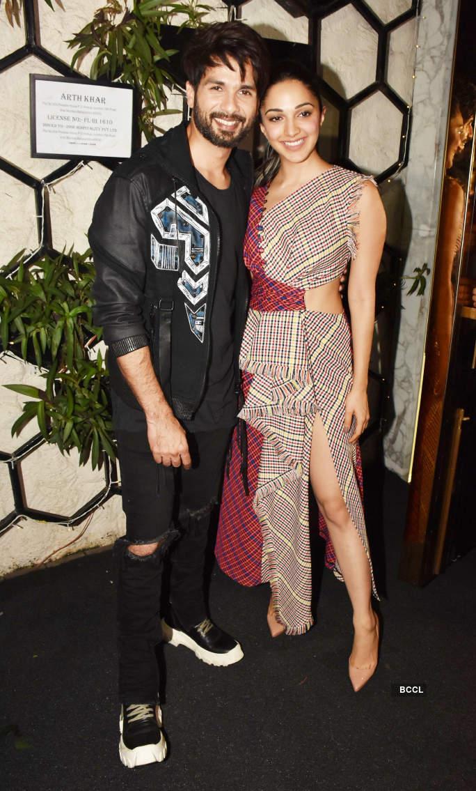 Shahid Kapoor and Kiara Advani party hard as Kabir Singh crosses Rs 200 crore mark at Box Office