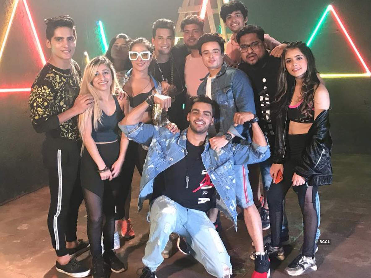 Roadies Real Heroes: Prince shoots for a Roadies song with former