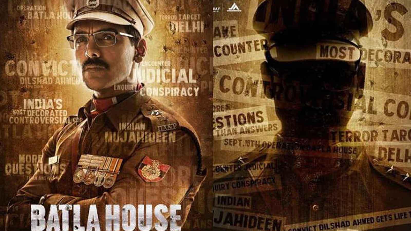 'Batla House' teaser out: John Abraham unravels truth behind encounter