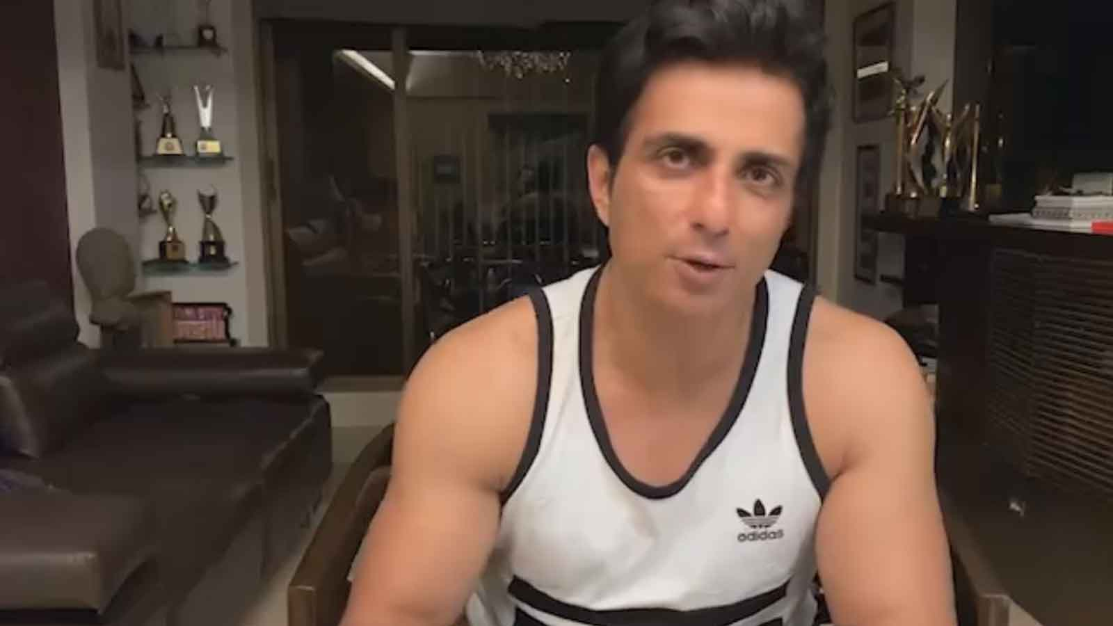 Sonu Sood explains the delay in starting the PV Sindhu biopic