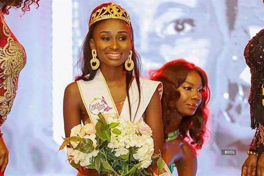 Rebecca Kwabi crowned Miss Ghana 2019