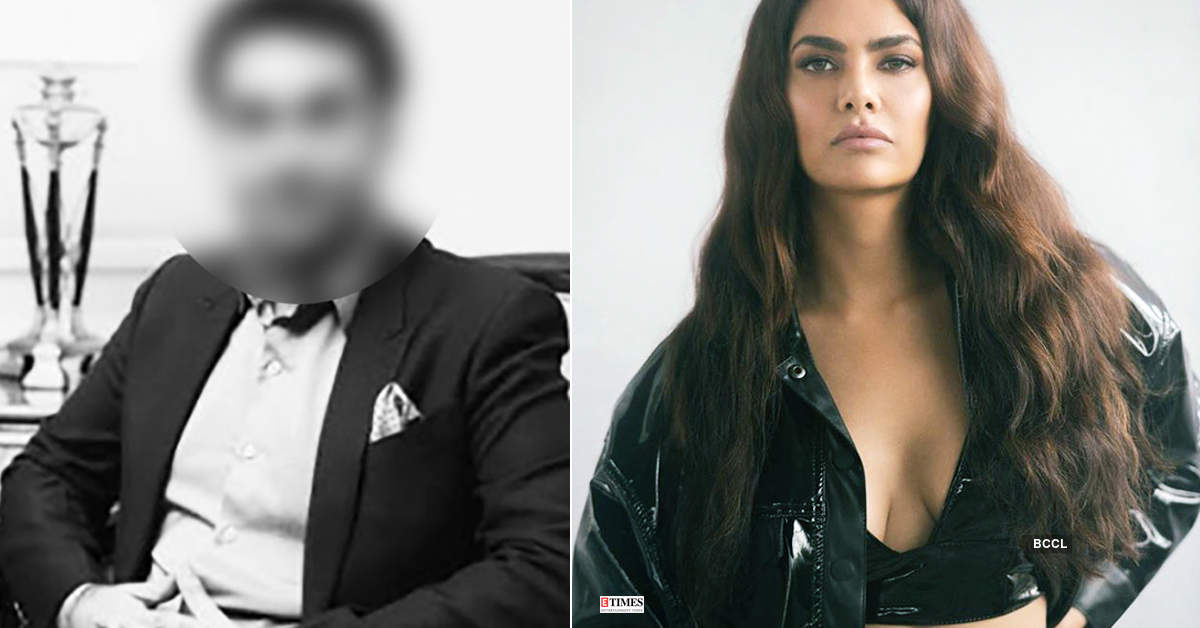 Esha Gupta accuses hotelier of 'raping with his eyes', gets trolled