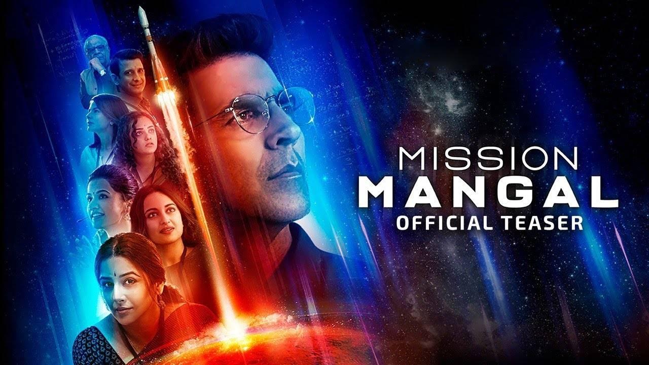 Mission Mangal - Official Teaser
