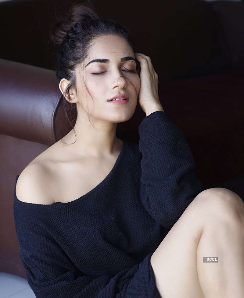 Sultry pictures of South sensation Ruhani Sharma
