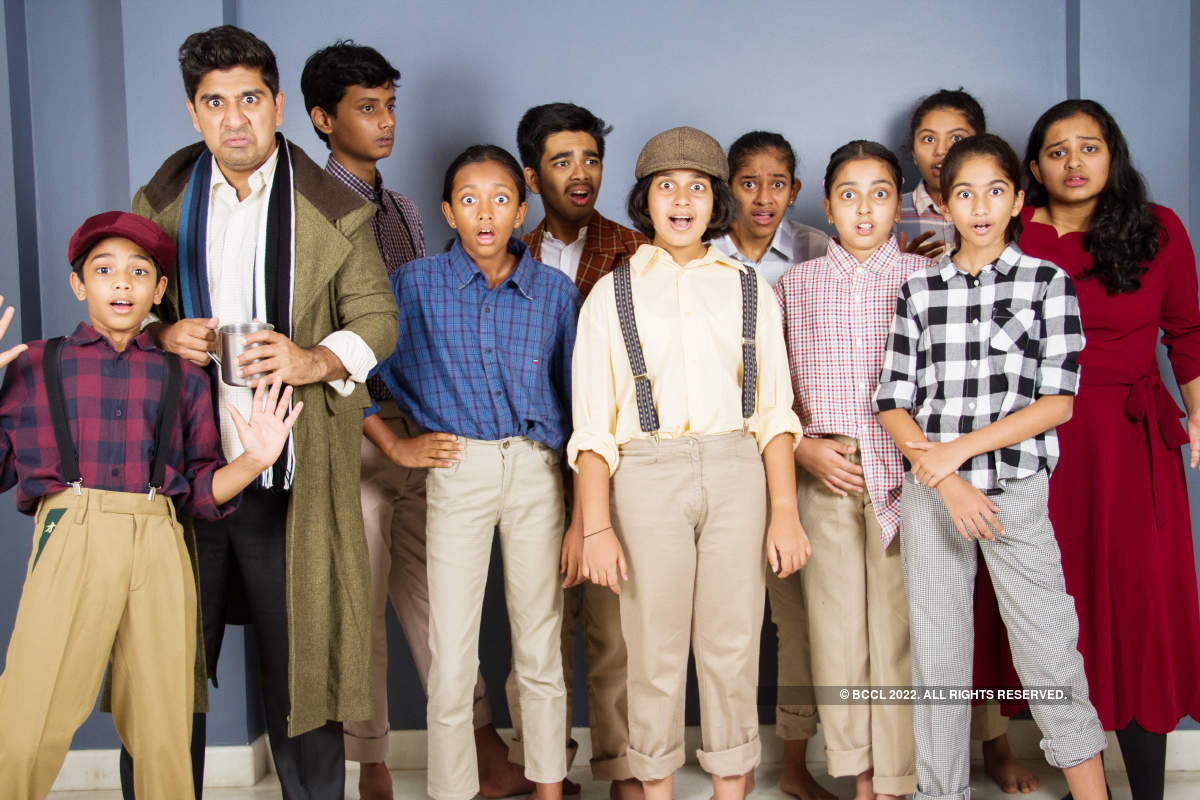 The Musical Adventures of Oliver Twist: A play