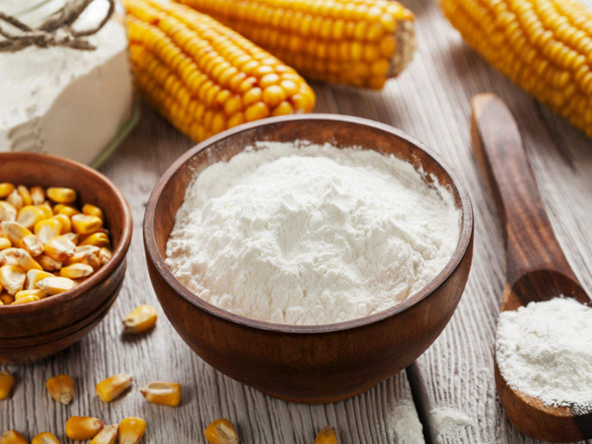 What's the difference between corn flour and corn starch | The Times of  India