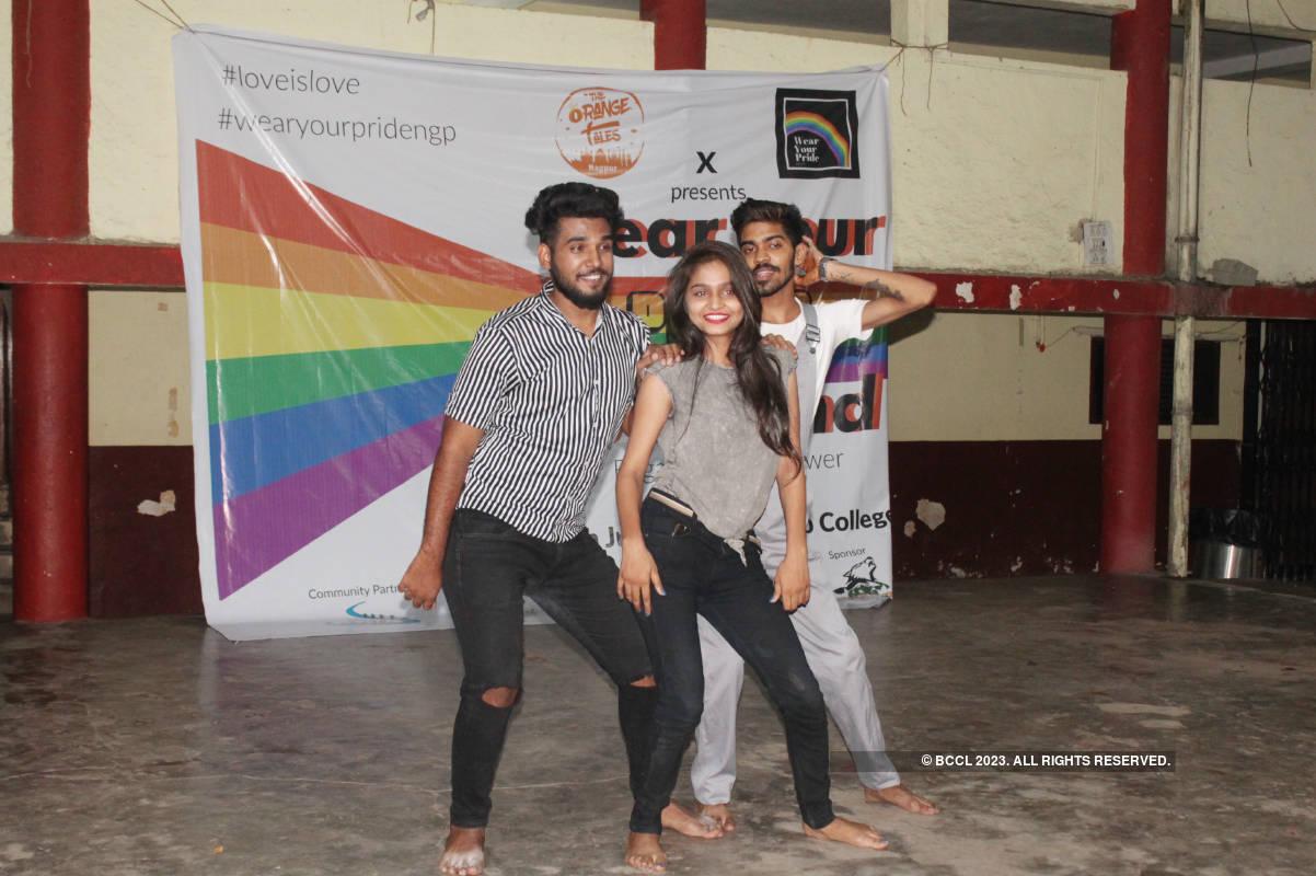 City celebrates 'A Pride Carnival'