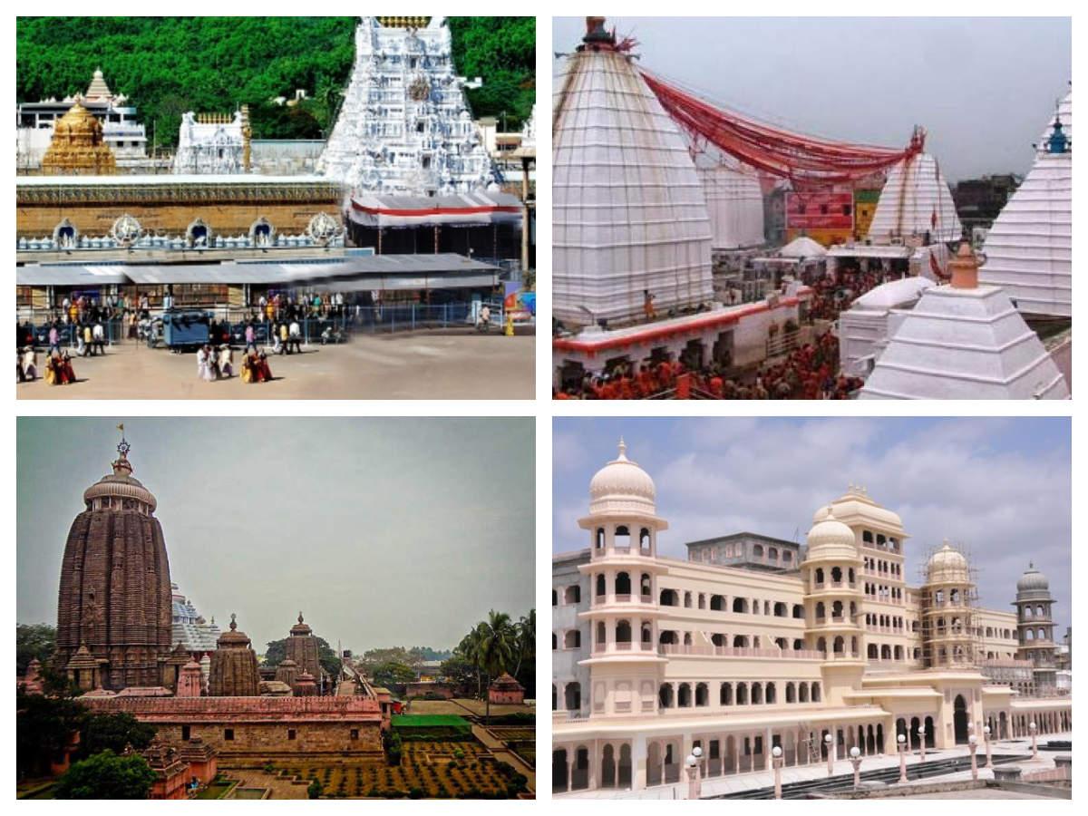 These Indian Temples Serve Unique Prasads Stories Behind