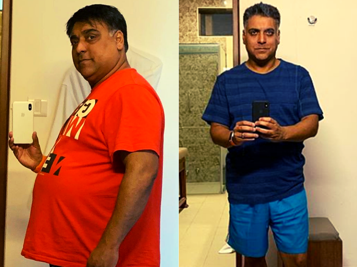 Actor Ram Kapoor Is Unrecognisable After Weight Loss Know His