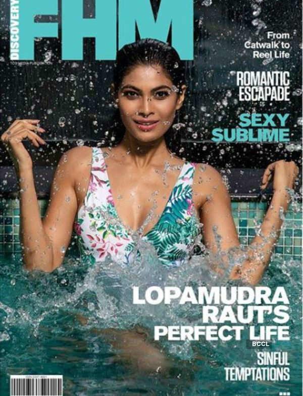 Lopamudra Raut latest magazine shoot is hard to miss