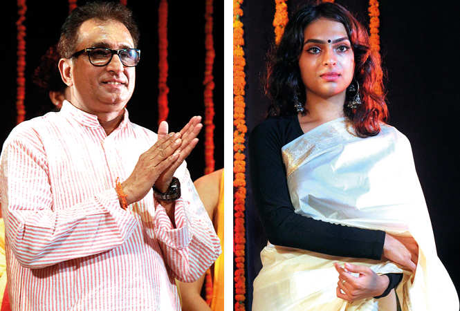 Amod Bhatt  (R) Kriti (BCCL/ Arvind Kumar)
