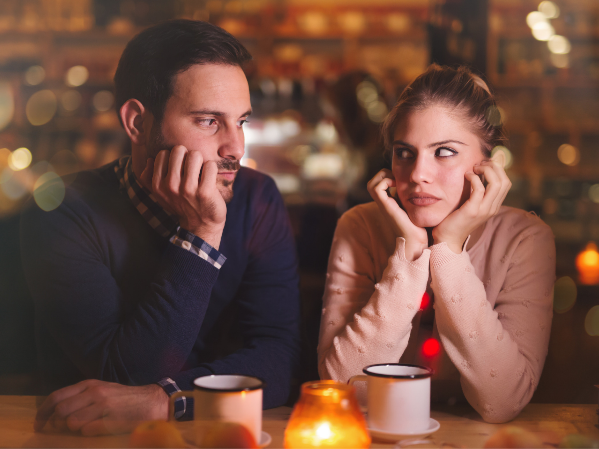 Signs you are not compatible with your partner no matter how much