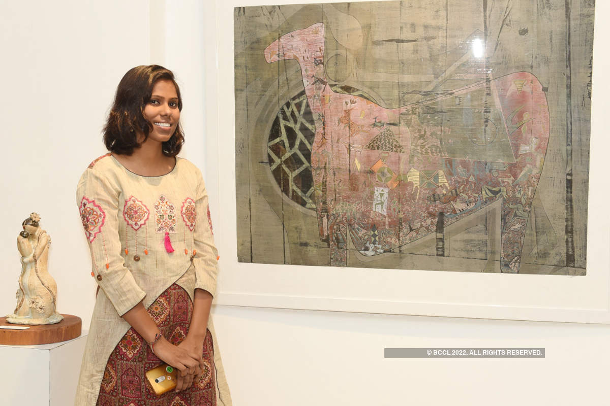 A date with pan-Indian art