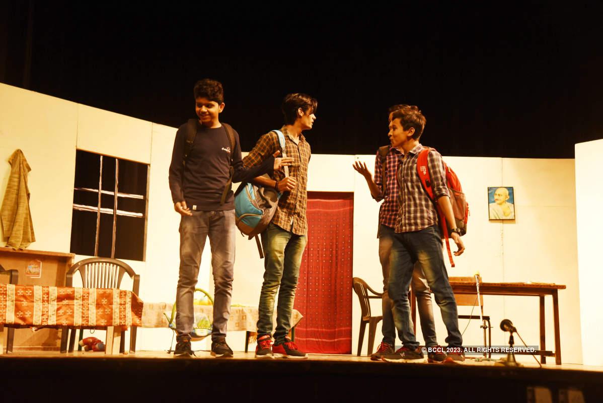 RAS: A play