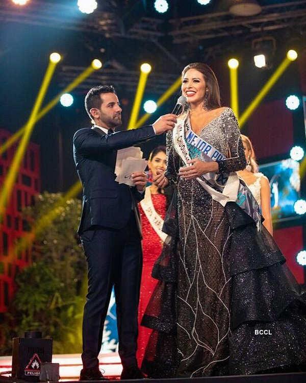 Valentina Pérez Medina crowned Miss International Bolivia 2019