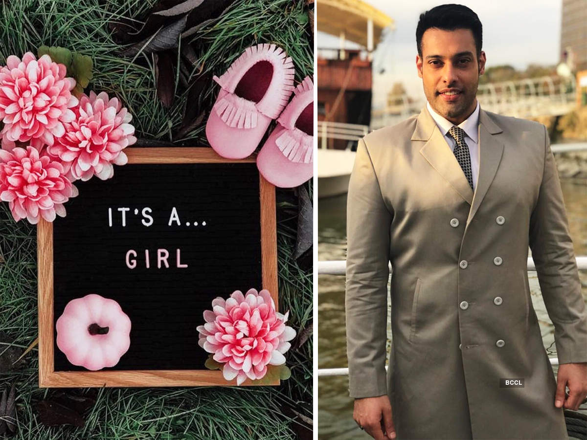 Yeh Hai Mohabbatein actor Sangram Singh welcomes a baby girl