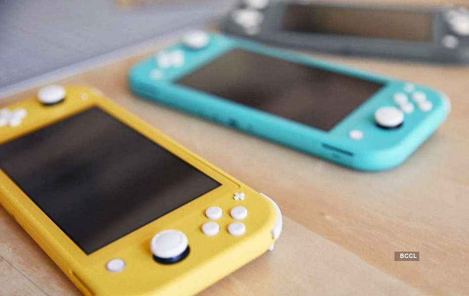 Nintendo announces Switch Lite console