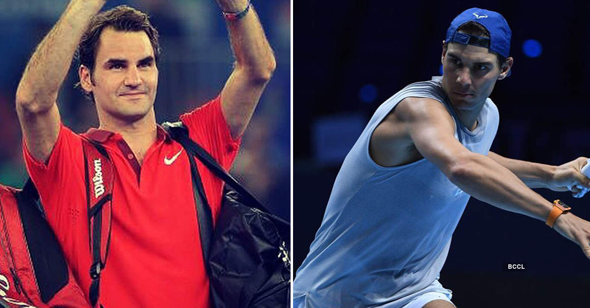 Federer and Nadal face each other after 11 years at Wimbledon