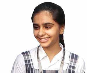 ICSE X 2019: Dance helps Mumbai girl express herself better