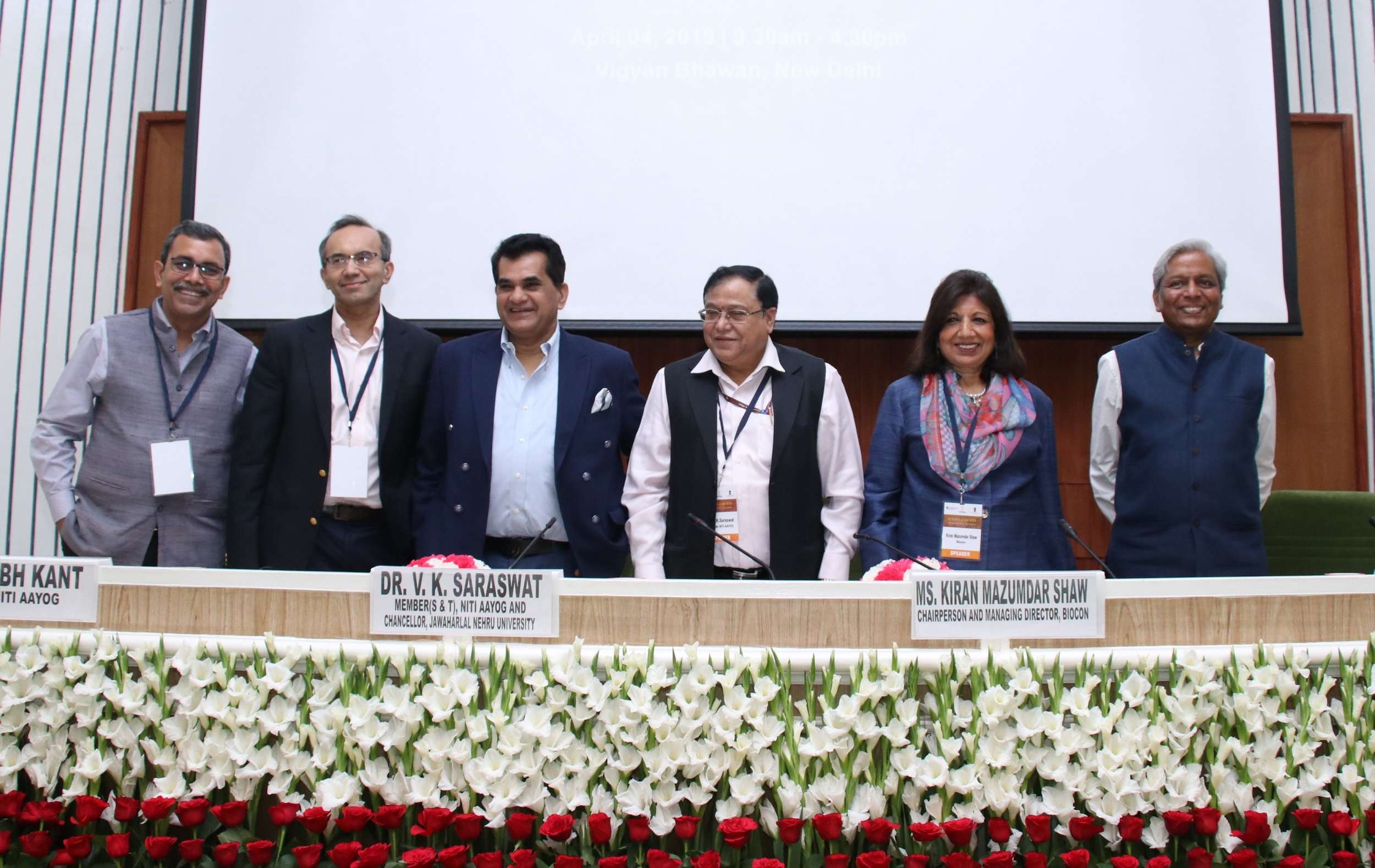 Research must be promoted in colleges of India, says Kiran Mazumdar Shaw