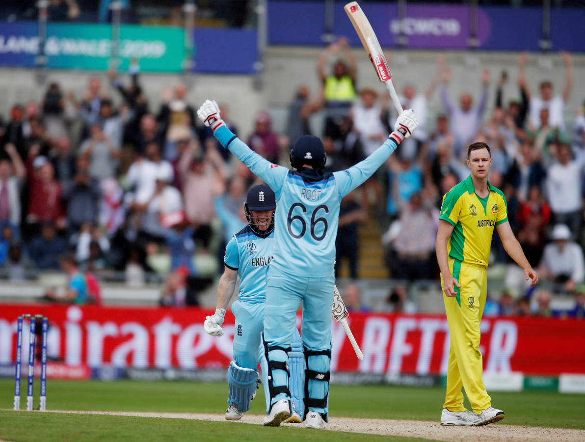 ICC World Cup 2019: England to face New Zealand in the final