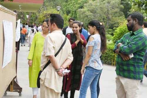DU Admissions 2019: Marginal drop in second cut-off