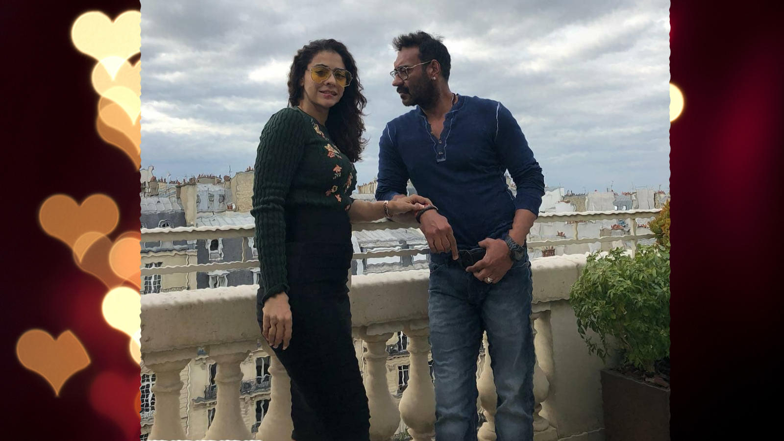 Ajay Devgn reveals secret behind his successful marriage with wife Kajol