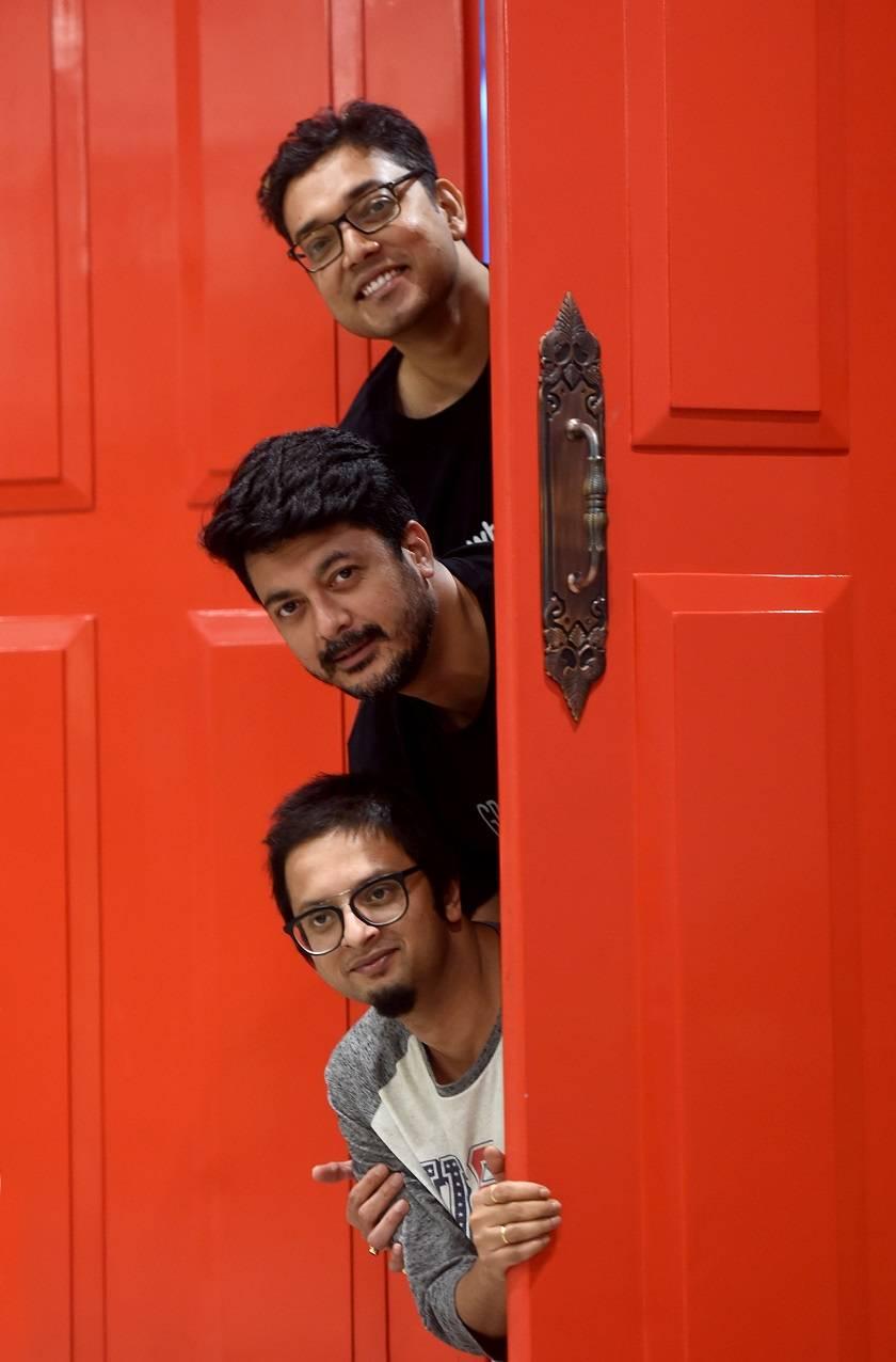 Anupam Roy  Jisshu Sengupta & Mainak Bhaumik  &SAM_1182