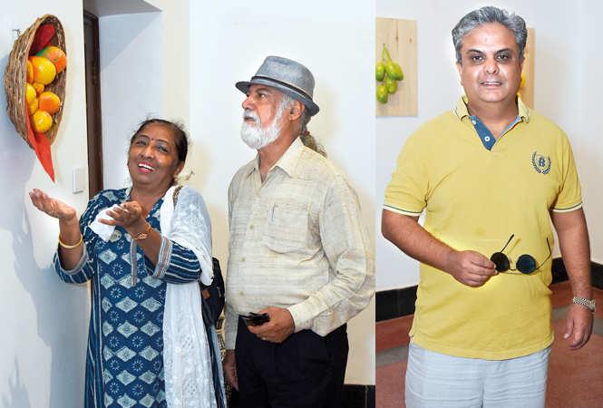 (L) Laju and Bhagwan Das (R) Amar Habibullah (BCCL/ Vishnu Jaiswal)