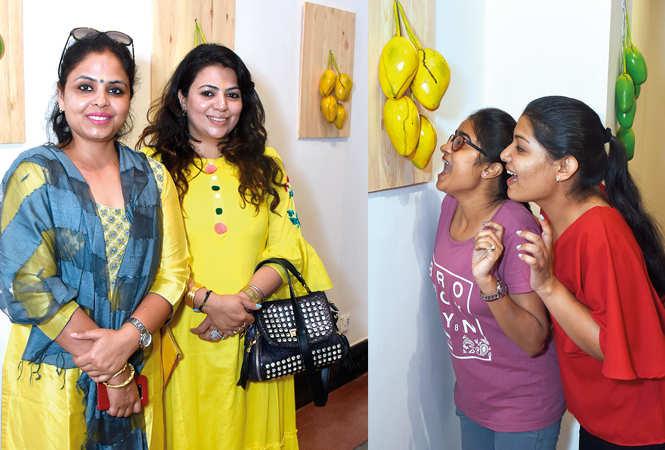 (L) Nivedita Singh and Radhika Piplani (R) Shubhangi Sharma and Srishti Rastogi (BCCL/ Vishnu Jaiswal)