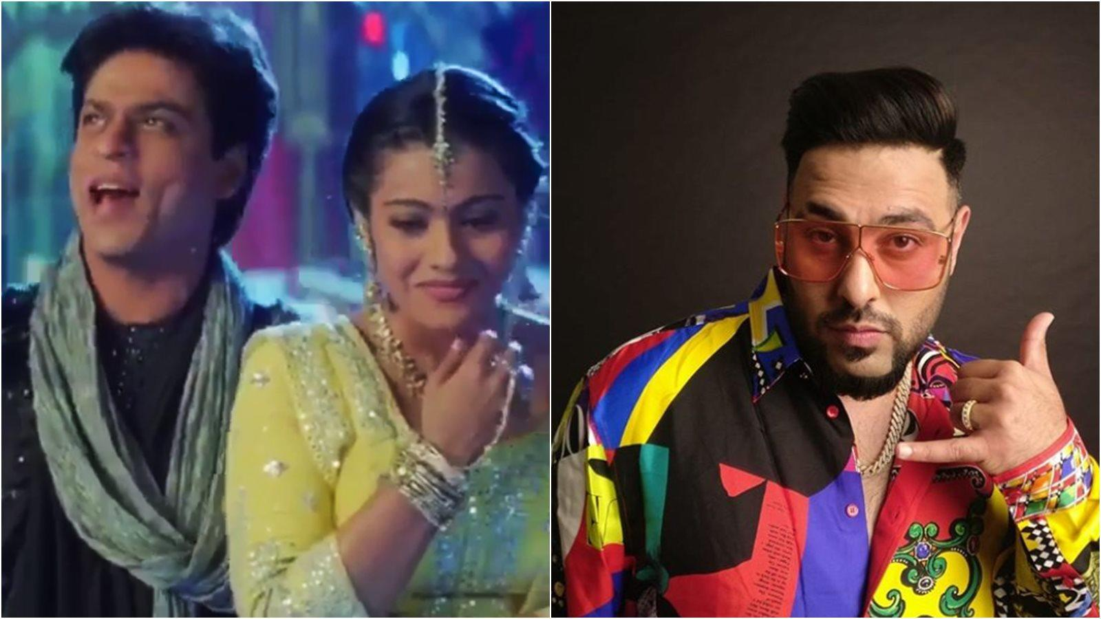 This video of Shah Rukh Khan and Kajol grooving to Badshah's new song 'Pagal' is hilarious!