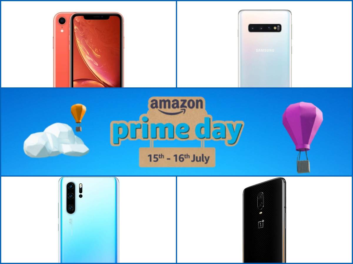 Amazon Prime Day Sale has started: Best-ever offers on smartphones from Apple, Samsung, OnePlus, Huawei, Xiaomi and Realme