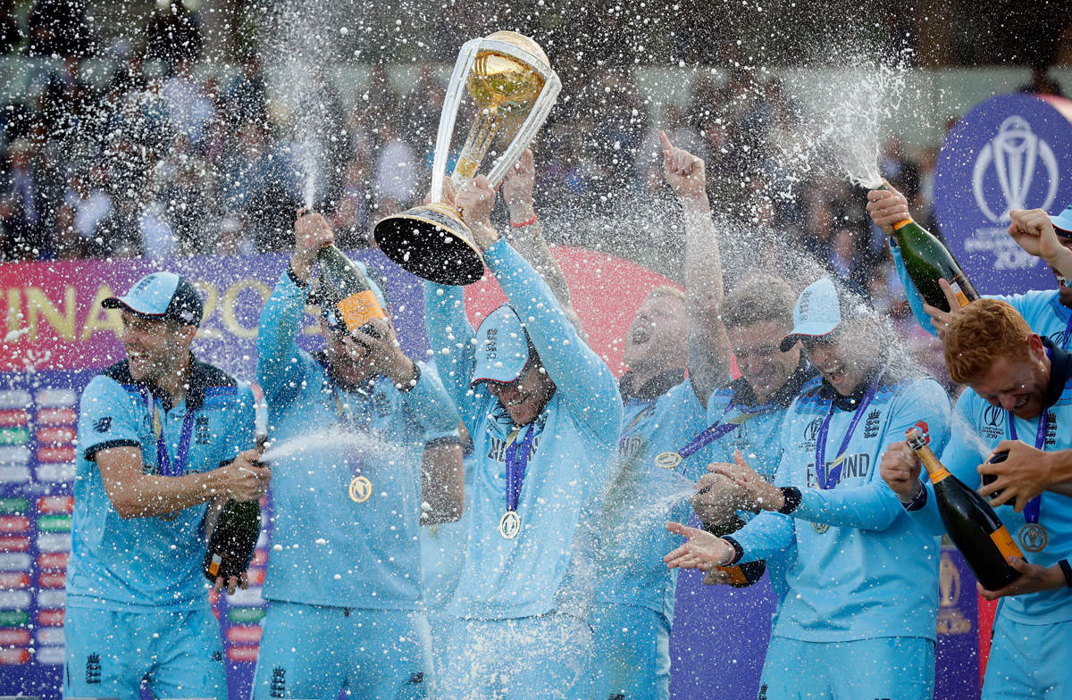 ICC World Cup 2019: England win first Word Cup after Super Over drama