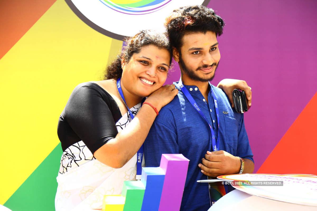 When Bengaluru played host to India's first LGBTQIA+ job fair