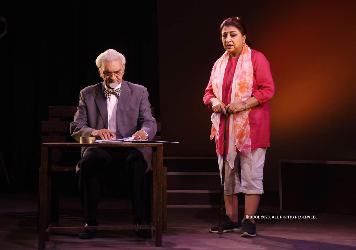 Vibhaas: A play