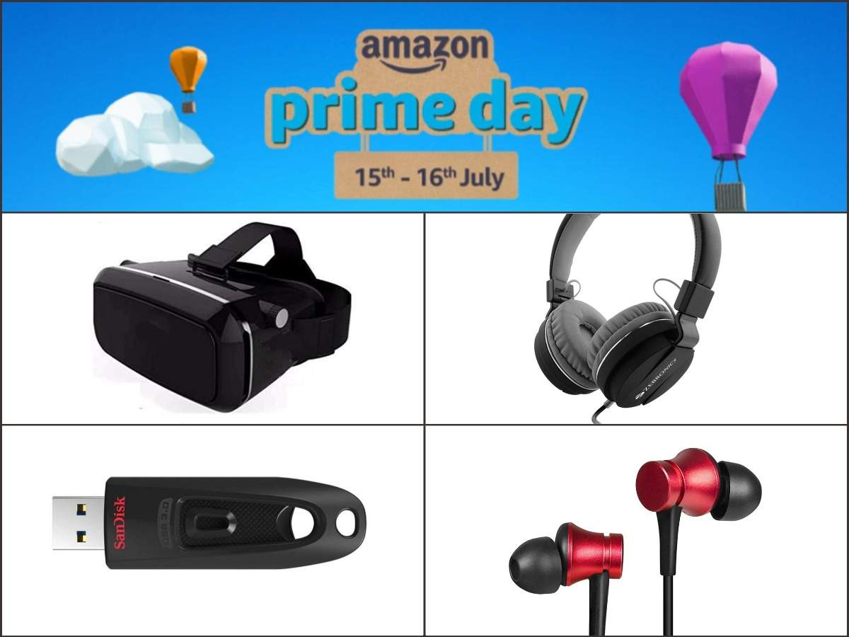 Amazon Prime Sale Last Day 20 Gadgets From Samsung Xiaomi Jbl And Others Available At Rs 599 Or Less Gadgets Now