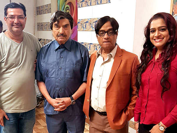 Ekta-Manoj-Sharma,Asrani,Brijendra-Kala-&-Ekta-Jain