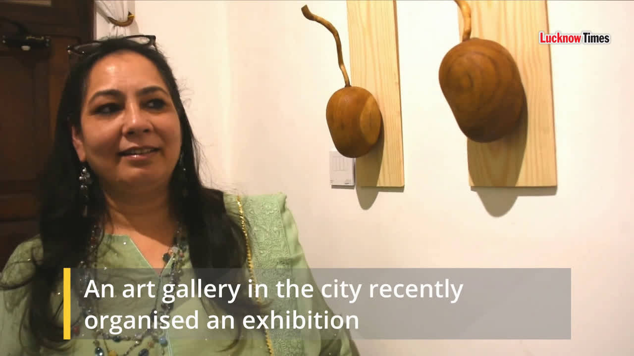There was nothing 'aam' about this exhibition