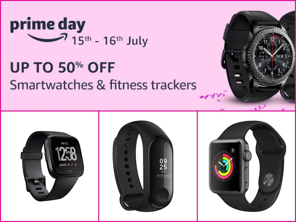 Amazon Prime sale last day: 6 smartwatches from Apple, Samsung, Huawei and others you can buy at up to 50% off