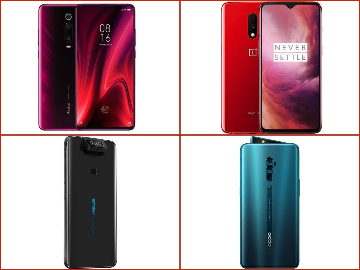 Xiaomi Redmi K20 Pro launched at Rs 27,999: How it compares to Asus 6Z, OnePlus 7 and Oppo Reno 10X Zoom