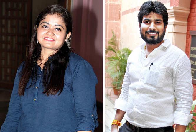 (L) Swati (R) Abhishek (BCCL/ Aditya Yadav)