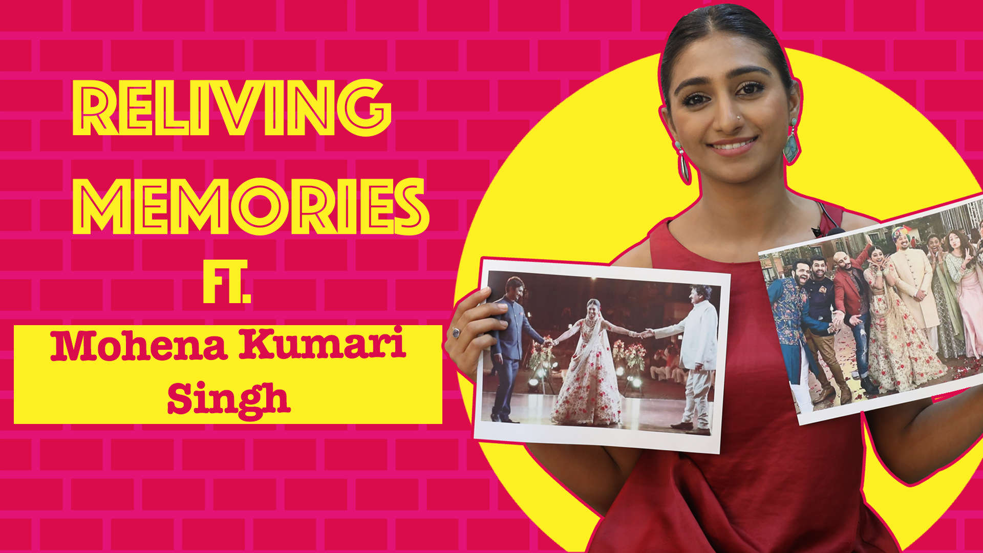 Reliving Memories Ft. Mohena Singh #BirthdaySpecial |Yeh Rishta Kya Kehlata Hai|