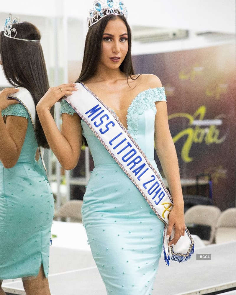 Fabiana Ayaviri is all set to compete at Miss United Continents 2019